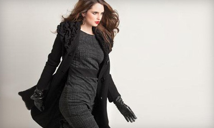 Irresistible Boutique - Southfield: $30 for $60 Worth of Upscale Women's Fashions and Accessories at Irresistible Boutique