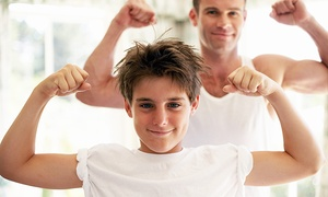 Father and Son Fitness Mississauga: Personal-Training Sessions at Father and Son Fitness Mississauga (Up to 73% Off). Two Options Available.
