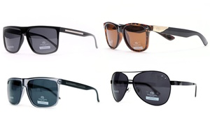 MMK Collection 1988 Classic Sunglasses with UV Protection