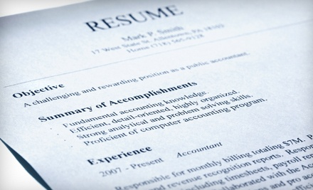 $75 for a Professional Resume Editing and Cover Letter Writing from Smashing Resumes ($180 Value)