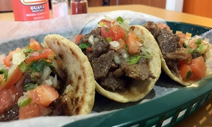 Mexican Cuisine for Two or Four at The Taste of Yucatan (Up to 45% Off)