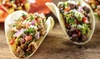 Up to 44% Off Food and Drink at Brushfire Tacos y Tapas