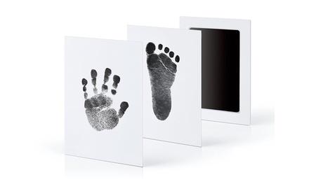 Inkless Baby Hand- or Footprint Keepsake Kit