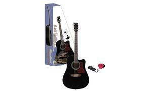 Spectrum Full-Size Cutaway Acoustic Guitar