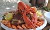 Plateau de fruits de mer au choix
