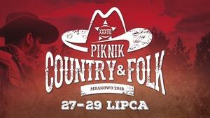 Piknik Country: Od 89 zł: bilet na Międzynarodowy Piknik Country & Folk 2018 w Mrągowie