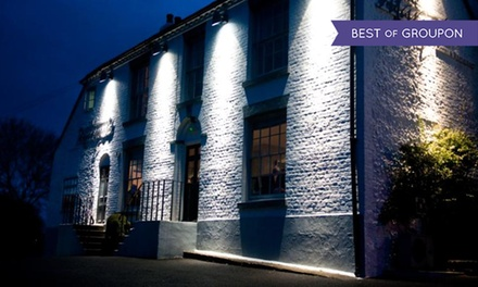 Kent: 1 or 2 Nights for Two with Breakfast and Four-Course Taster Menu at 5* The Marquis at Alkham