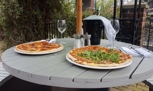 Novotel York Centre: Pizza or Pasta with Side for Two or Four at Novotel York Centre (Up to 58% Off)