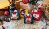 Christmas Festive Socks Four-Pack