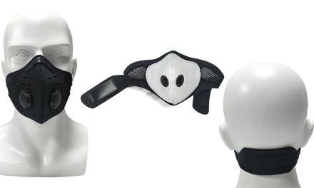 Máscara de bicicleta