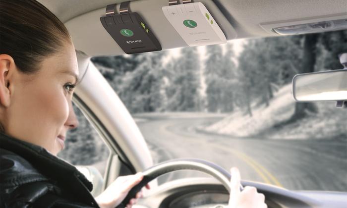 Aduro Bluetooth Speaker Visor Car Kit
