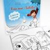 Libri personalizzati da colorare