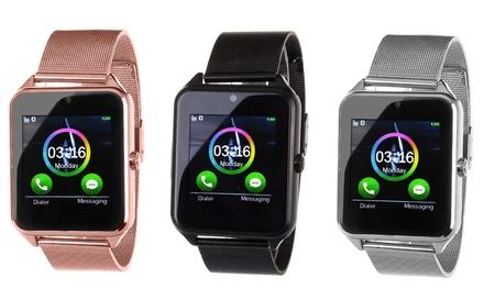Smartwatch con camera integrata