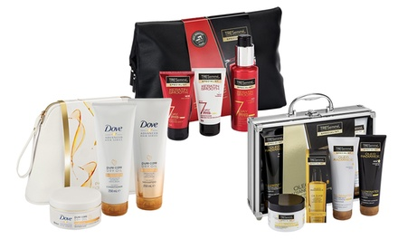 Dove Body Gift Sets from £6.98 or TRESemme Hair Care Gift Sets from £7.99