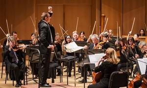 "Chicago Philharmonic Presents ""Legendary Lovers"": Chicago Philharmonic Presents Legendary Lovers on September 18 at 3 p.m."