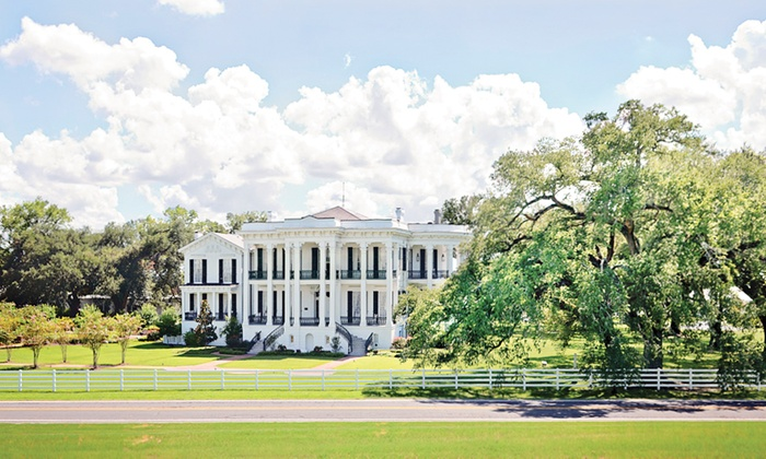 Nottoway Plantation & Resort - 3: Guided Tour for Two or Four at Nottoway Plantation & Resort (Up to 51% Off)