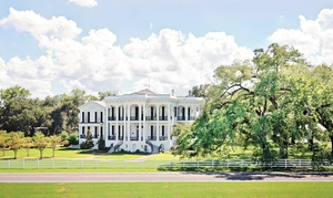 Nottoway Plantation & Resort: Guided Tour for Two or Four at Nottoway Plantation & Resort (Up to 51% Off)