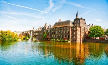 Den Haag: 2-6 Tage für Zwei mit Frühstück im Hotel Patten