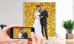 Standard, Medium, Or Large Photo Backdrop From Picturebackdrops.com (up To 56% Off)