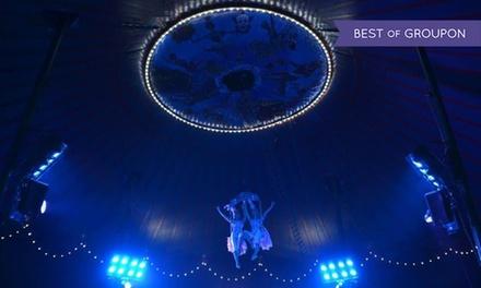 Entrada al Circo Raluy Legacy del 7 de julio al 3 de septiembre desde 5 € en Badalona, Vilanova, Cunit y Calafell