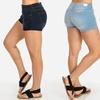 Juniors' Classic Denim Shorts