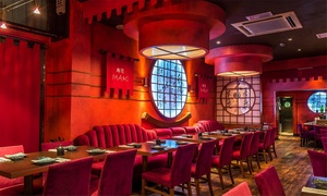 Maki: Two-Course Lunch or Dinner for Two at Maki (Up to 57% Off)