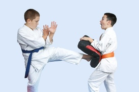 Tiger Rock Martial Arts of the Valley: $25 for $89 Groupon — Tiger Rock Martial Arts of the Valley