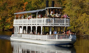 Up to 51% Off Afternoon or Sunset Cruise from Cross Lake Queen at Cross Lake Queen, plus 6.0% Cash Back from Ebates.