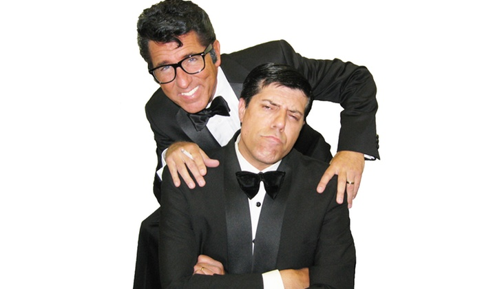 The Dean Martin & Jerry Lewis Tribute Show  - Egyptian Theatre: The Dean Martin & Jerry Lewis Tribute Show on Saturday, November 7, at 7:30 p.m.