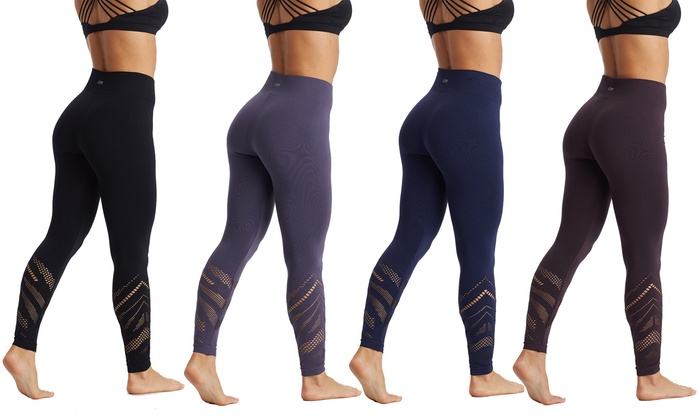 d59bee6729591 Marika Seamless Ankle-Length Active Leggings | Groupon