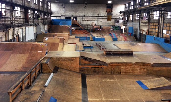 4 Seasons Skate Park - Milwaukee: One or Five Single-Day Passes or One-Year Membership to 4 Seasons Skate Park (Up to 62% Off)