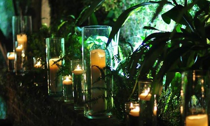 Candlelight Ambiance - Houston: $79 for a Candlelight-Design Session for an Eight-Hour Event from Candlelight Ambiance ($250 Value)