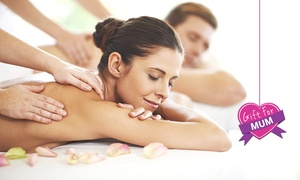 Wus Day Spa and Massage: 2 Hour Pamper Pack For Two People $99 at Wu's Day Spa and Massage (From $350 Value)