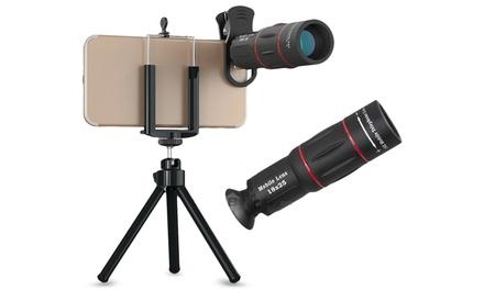 Optical zoom telescope lens dubai deals