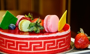 Brasserie Cafe at Royal Rose Hotel: Choice of Up to Three Kilos of Cakes and Cookies at Brasserie Cafe at Royal Rose Hotel (Up to 54% Off)