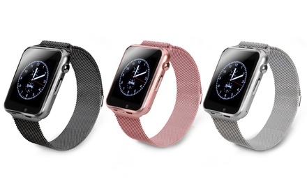 1 o 2 correas de acero para iWatch de Apple
