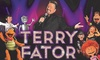 Terry Fator – Up to 25% Off Ventriloquist