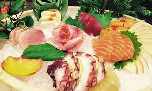 Dao Restaurant & Bar : Dao Sushi and Seafood for Lunch or Dinner at Dao Restaurant & Bar (Up to 60% Off)