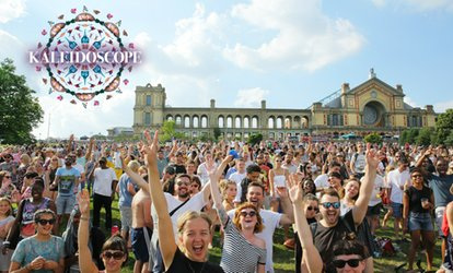 Kaleidoscope Festival with Katherine Ryan and The Flaming Lips, Saturday 21 July at Alexandra Palace (Up to 44% Off)