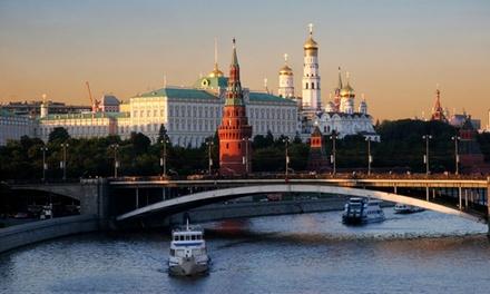 ✈Rusia: 10 noches para 1 con crucero por el Volga en pensión completa y visitas turísticas por ciudades de Rusia