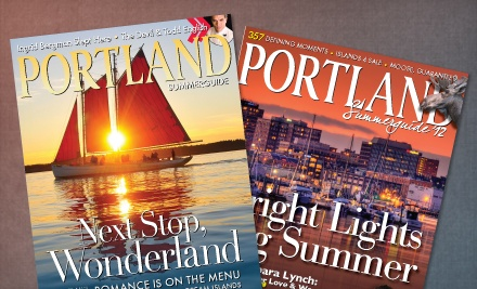 "One- or Two-Year Subscription to ""Portland Magazine"" (Up to 56% Off)"