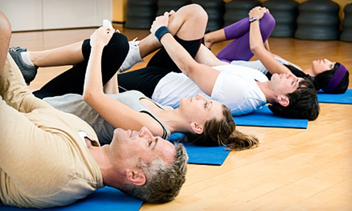 Fitness Range - Winchester - Silverhawk: 10 or 20 Pilates, Yoga, or Spin Classes at Fitness Range in Murrieta (Up to 59% Off)