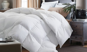 Goose Feather and Down Comforter