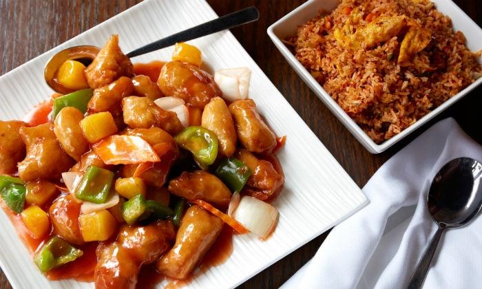 rice kitchen chinese & sushi bar - reisterstown, md | groupon