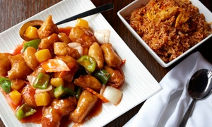 Sichuan Taste: $14 for $25 Worth of Chinese Cuisine at Sichuan Taste