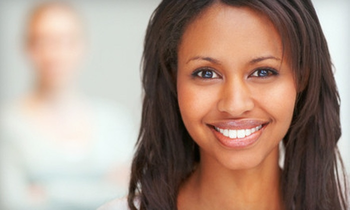 Dental Images of OKC - Oklahoma City: $99 for an Exam, Cleaning, X-rays, Cancer Screening, and Zoom Whitening Treatment at Dental Images of OKC ($754 Value)