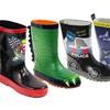 Joseph Allen Boys' Rain Boots