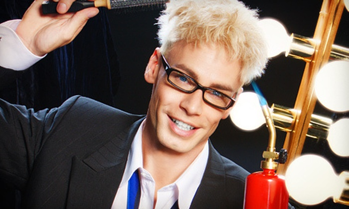 Murray Celebrity Magician - The Strip: Murray Celebrity Magician Show for Two at the Laugh Factory Las Vegas (Up to 68% Off). Two Seating Options Available.