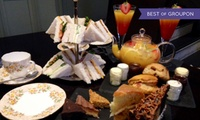 Cocktail Afternoon Tea for Two at The Wrens