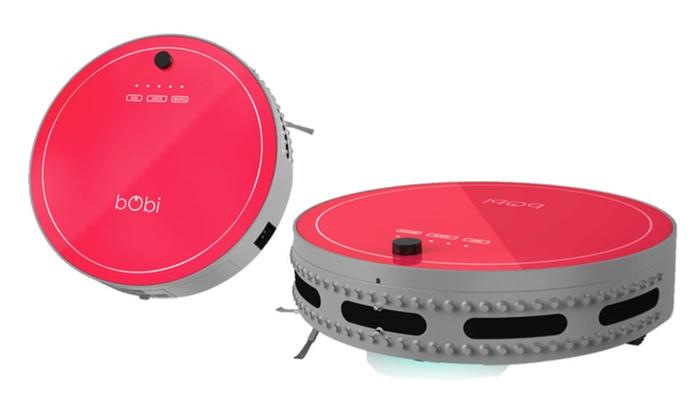 Bobi Robotic Vacuums Groupon Goods